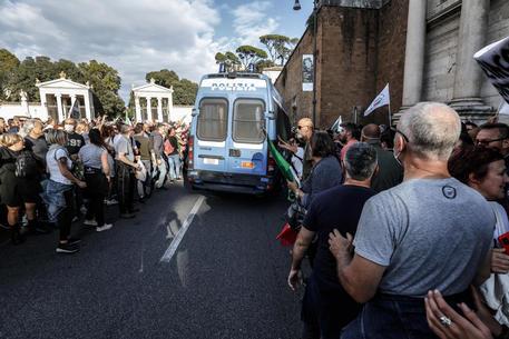Green pass:spostato ancora sit-in Roma,vietata Bocca Verità - Lazio