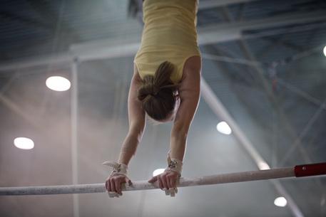 Olga, ginnasta tra due patrie a caccia dell