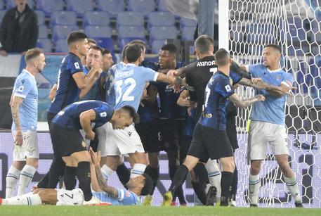 Serie A: un turno stop e multa per laziale Luiz Felipe - Lazio