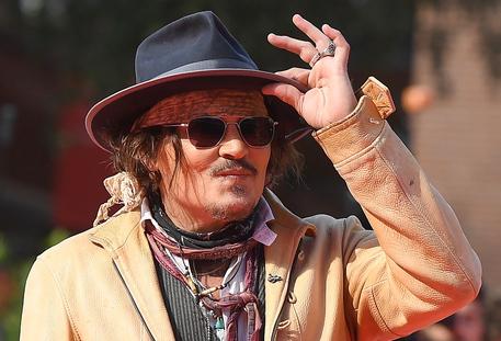 Depp, Hollywood è un luogo di vacanza, non mi interessa - Lazio