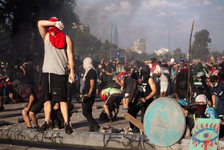 Ragazzi coraggiosi, un docu racconta la ribellione in Cile - Lazio