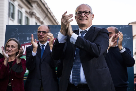 Gualtieri, grande alleanza democratica è possibile - Lazio