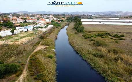 Ambiente: Mareamico, nuovi sversamenti nel fiume Naro thumbnail