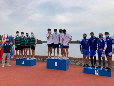 Canottaggio: campionati Cus a Sabaudia, Torino vince il titolo - Lazio