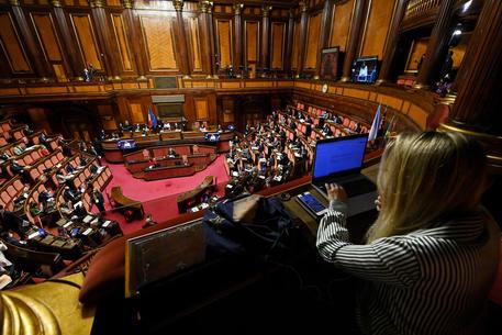 Il Senato, archivio © ANSA