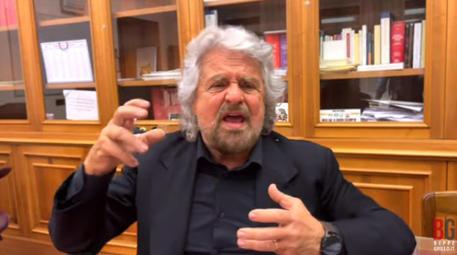 Beppe Grillo © ANSA