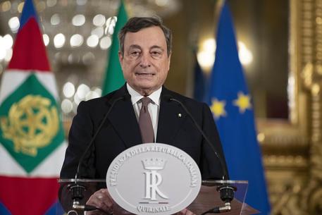 Draghi,attendiamo balzo economia ma per crescita serve Pnrr thumbnail