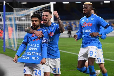 Serie A: Napoli-Juventus 1-0, Gattuso scaccia la crisi - Sport - ANSA