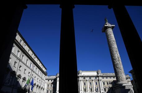 Palazzo Chigi e piazza Colonna © ANSA