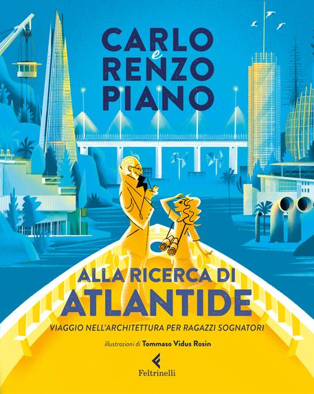 Carlo e Renzo Piano, alla ricerca di Antartide © ANSA