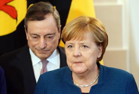Draghi sente Merkel su Covid e Global Health Summit thumbnail