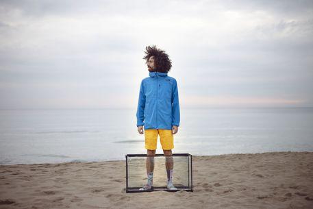 Gio Evan, io poeta musicista pieno di moltitudini © ANSA