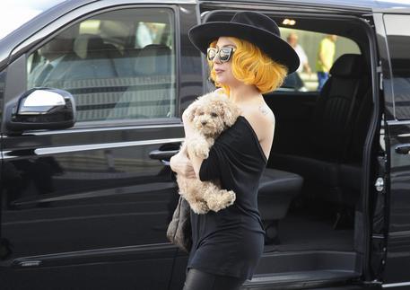 Lady Gaga (foto d'archivio) © EPA