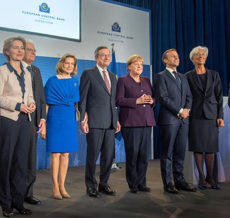Mario Draghi © EPA