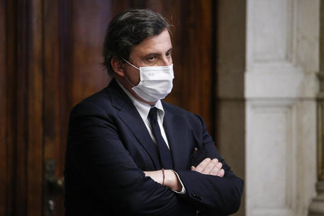 Roma:Calenda,manderò cv a cittadini,mai accordi con Raggi thumbnail
