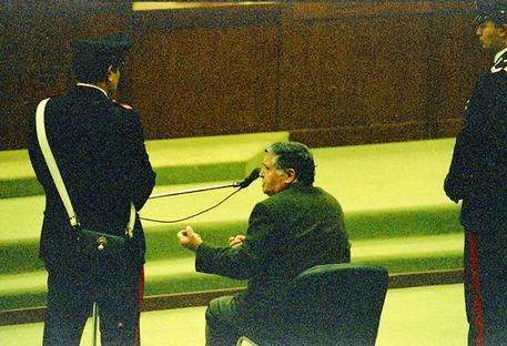 Mafia: 35 anni fa Maxiprocesso sancì sconfitta boss © ANSA