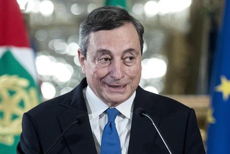Mario Draghi © ANSA
