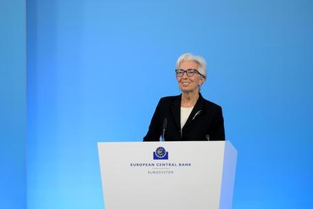 Lagarde, cruciali politiche bilancio ambiziose e coordinate thumbnail