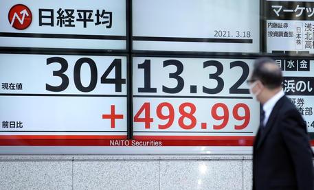 Borsa: Tokyo, apertura in rialzo (+0,67%) thumbnail