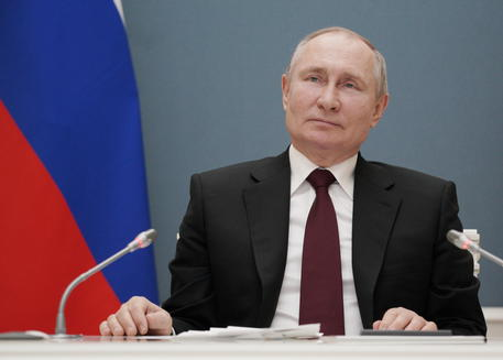 Vladimir Putin © EPA