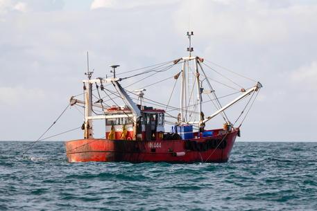 Brexit: pescherecci francesi lasciano acque isola thumbnail