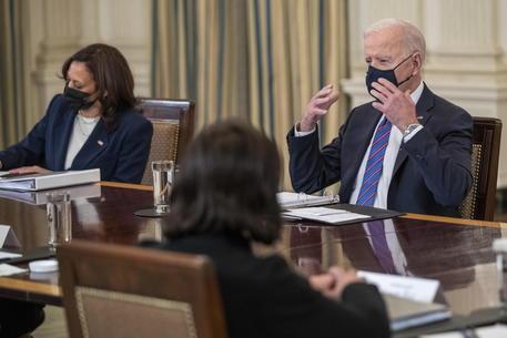 Covid: Biden, strada ancora lunga ma progressi incredibili thumbnail