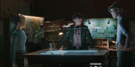 Microsoft svela Mesh, riunioni del futuro con gli ologrammi