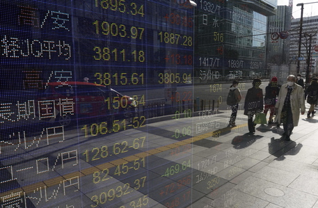Borsa: Tokyo, apertura poco variata (+0,10%) thumbnail