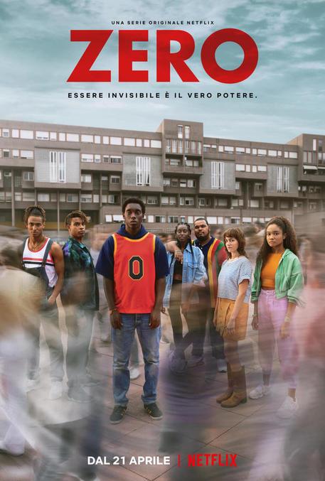 Arriva Zero, la prima serie tv sui giovani neri italiani thumbnail