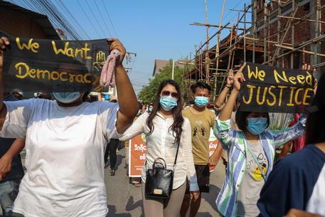 Birmania:sanzioni Usa,ministri,governatore banca centrale thumbnail