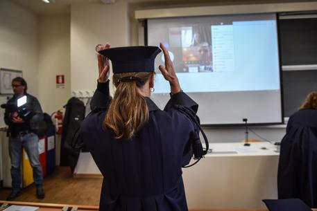 Università: Messa, sessione laurea estiva in presenza thumbnail