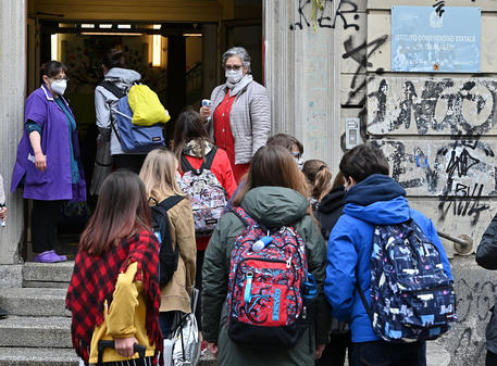 Recovery:bozza;228mila posti per asili,900 palestre a scuola thumbnail