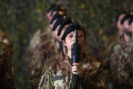 Soldati italiani ad Herat, Afghanistan © EPA