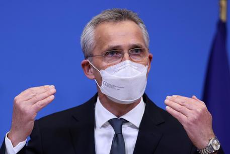 Stoltenberg, vertice Nato a Bruxelles il 14 giugno thumbnail