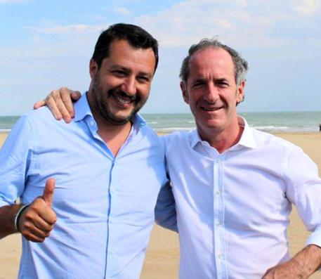 Minacce a Salvini: Zaia, tira brutta aria per la democrazia thumbnail
