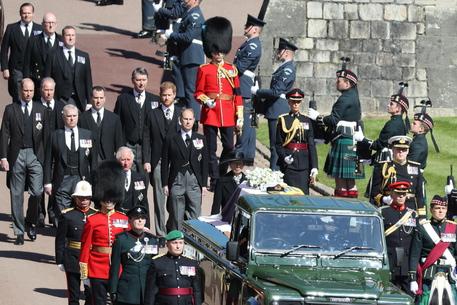 Filippo: in Gb oltre 13mln hanno guardato il funerale in tv thumbnail