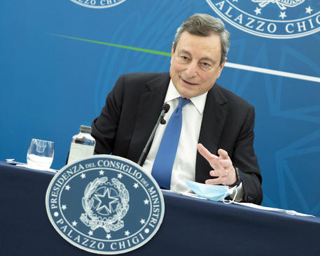 Recovery: delegazione LeU a P. Chigi per incontro con Draghi thumbnail