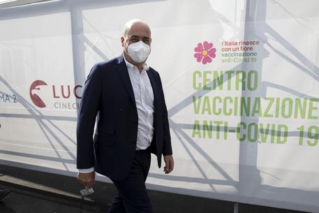 Covid: Zingaretti, da lunedì Lazio zona gialla thumbnail