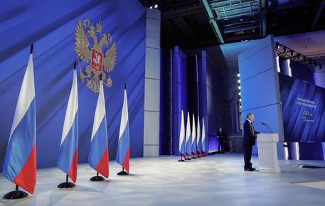 Putin, 'chi minaccia nostra sicurezza se ne pentirà' thumbnail