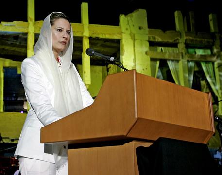 Tribunale Ue rimuove Aisha Gheddafi da black list europea thumbnail