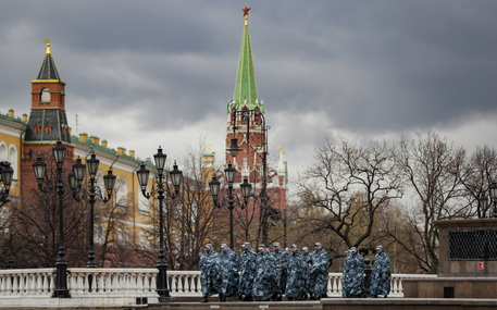 Navalny: ong, 182 fermati finora alle proteste thumbnail