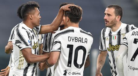 Serie A: Inter pareggia ma va a +10 sul Milan, vince la Juve thumbnail