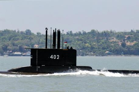 Persi i contatti con un sottomarino a Bali, 53 a bordo thumbnail