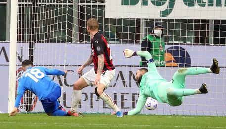 Serie A: Milan-Sassuolo 1-2 thumbnail