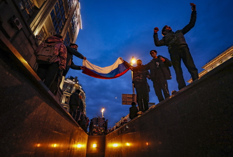 Navalny: ong, 1.786 fermi alle proteste in Russia thumbnail
