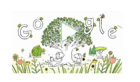 Giornata della terra: Google la ricorda con un doodle thumbnail