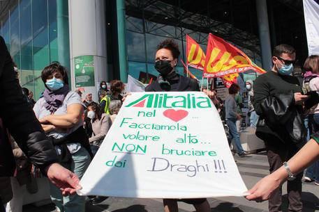 Alitalia: Caio, Ita non sarà mini compagnia thumbnail