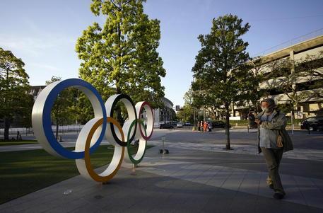 'Olimpiadi Tokyo potrebbero tenersi senza spettatori' thumbnail