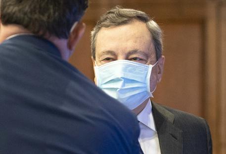 Recovery: Draghi,Italia è fragile ma non destinata a declino thumbnail