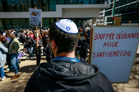 Ebrea uccisa a Parigi, proteste a Tel Aviv, Roma e New York thumbnail